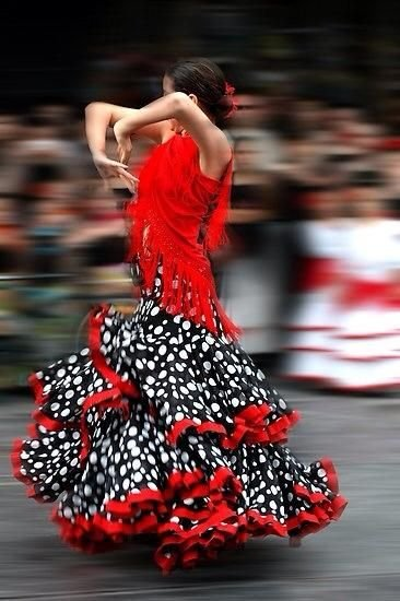 Flamenco- A Fashion Trend!
