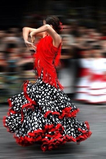 Flamenco- A Fashion Trend!
