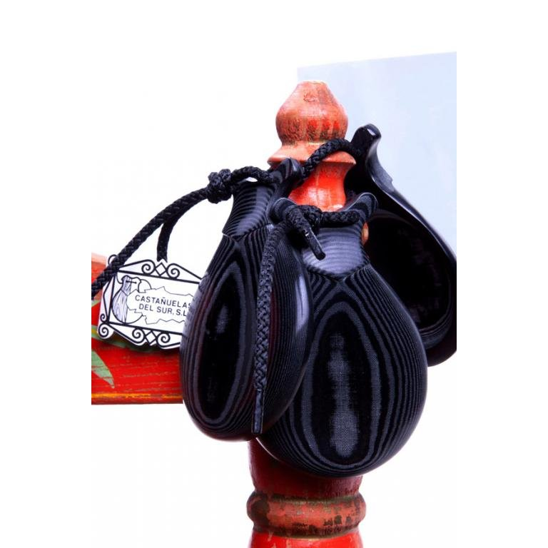 Flamenco castanets castanets collection teacher special for Telas del sur