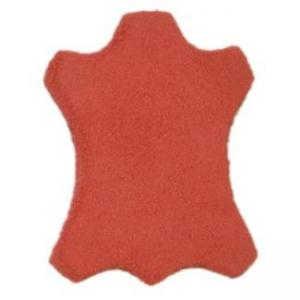 Suede - Coral