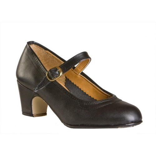 https://flamencista.com/Amateur Flamenco Shoes Model 192