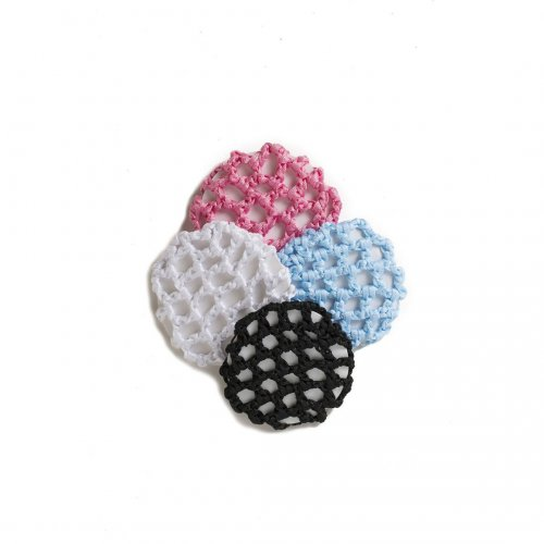 Crochet bun nets Sheddo model AXESH 103WH