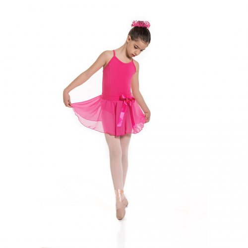 Classic ballet skirt for girls Sheddo model SK86C