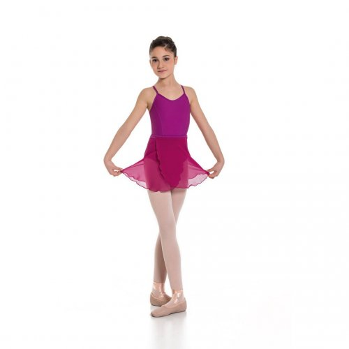 Classic ballet skirt for girls Sheddo model SK85C