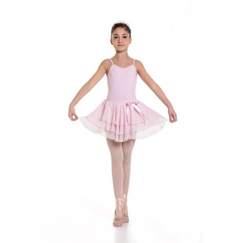 Classic ballet skirt for girls Sheddo model SK84C