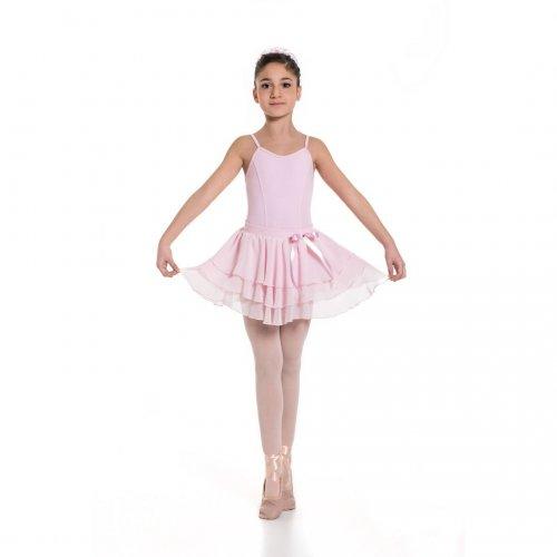 Classic ballet skirt for girls Sheddo model SK84C