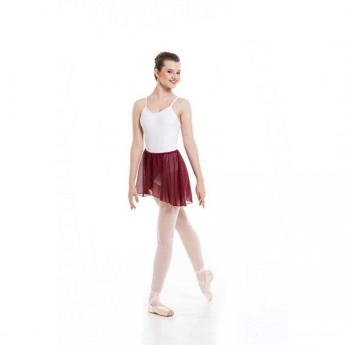 Classic ballet skirt for girls Sheddo model SKRACH