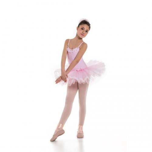 Tutu skirt for girls Sheddo model 8008C