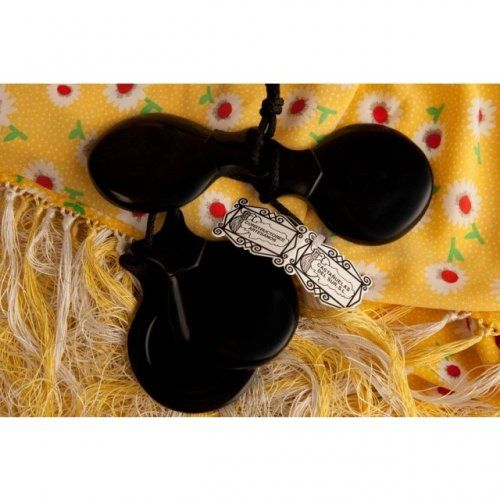 Castanuelas del Sur Model Vidrio Negro with Peak
