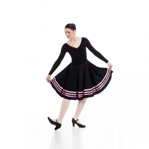 Character skirt for girls Sheddo model SKA 82C