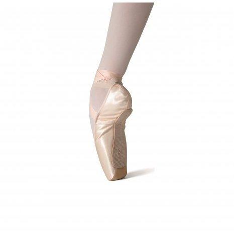 Pointe shoes Merlet model Rose-