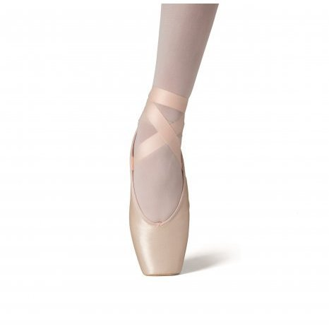 Pointe shoes Merlet model Rose