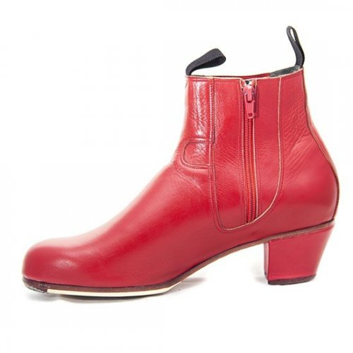Don Flamenco Boots Model Buleria Men With Zipper