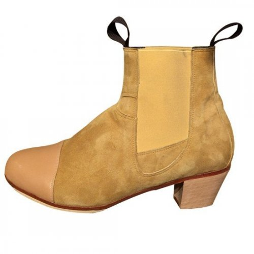 Don Flamenco Boots Model Buleria Combinada