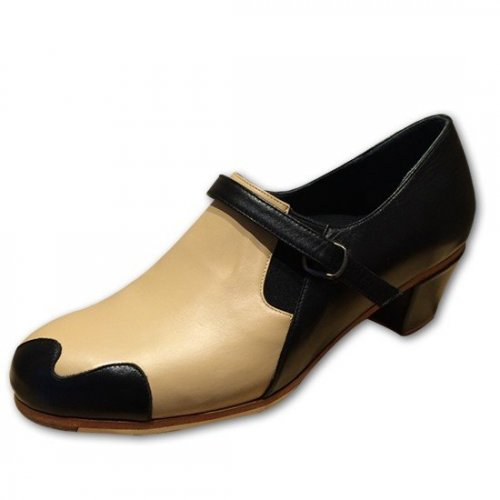 Don Flamenco Shoes for Men Model Farruca Olas