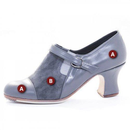 Don Flamenco Shoes Model Farruca Combinado-2