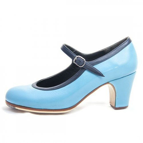 https://www.flamencista.com/Zapatos de Don Flamenco Modelo Lola