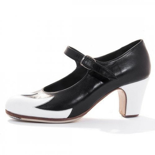 https://www.flamencista.com/Zapatos de Don Flamenco Modelo Fuego