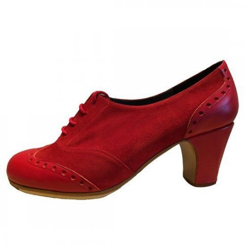 https://flamencista.com/Don Flamenco Shoes Model Fandango Palavega