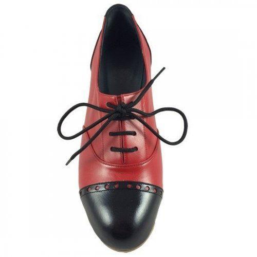 Don Flamenco Shoes Model Fandango Pala Recta-3