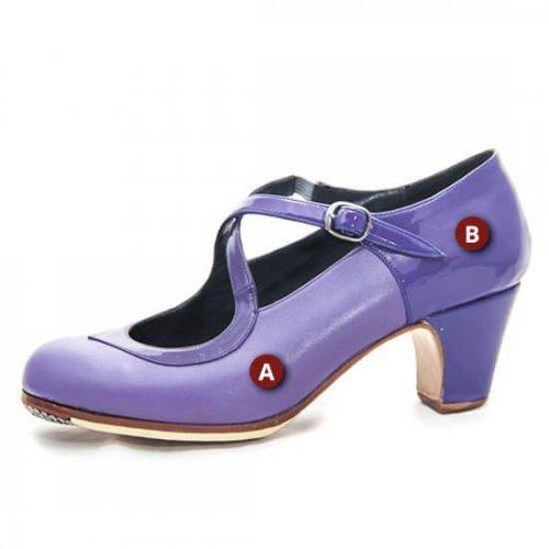 Don Flamenco Shoes Model Rocio-2