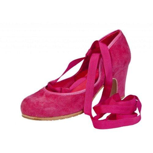 Elite Flamenco Shoes Model 350