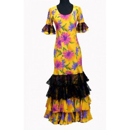 Flamenco Dress Model Fantasia II