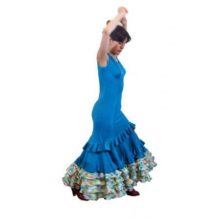 Flamenco Dress Model Azabache I