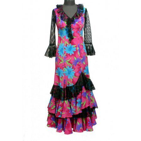 Flamenco Dress Model Verano 35