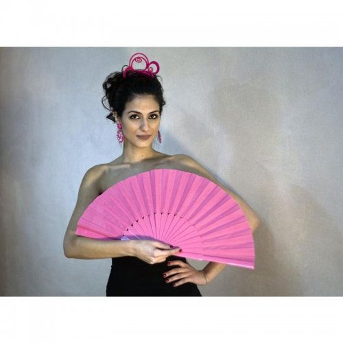 Flamenco Fan Model Pericon-4