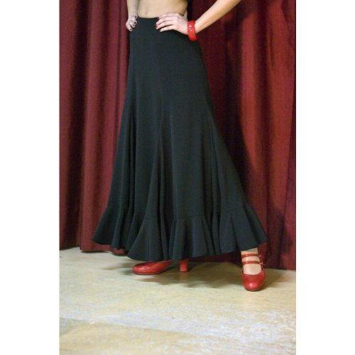 Φούστα Flamenco για εξετάσεις Μοντέλο TRIANA D-5