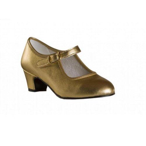 Flamenco Shoes for Girls Model Princess