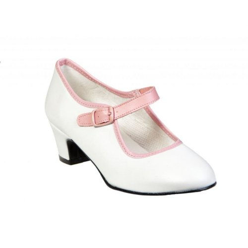 Flamenco Shoes for Girls Model Cinderella