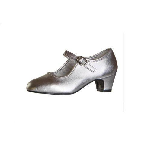 Flamenco Shoes for Girls Model Princess-3