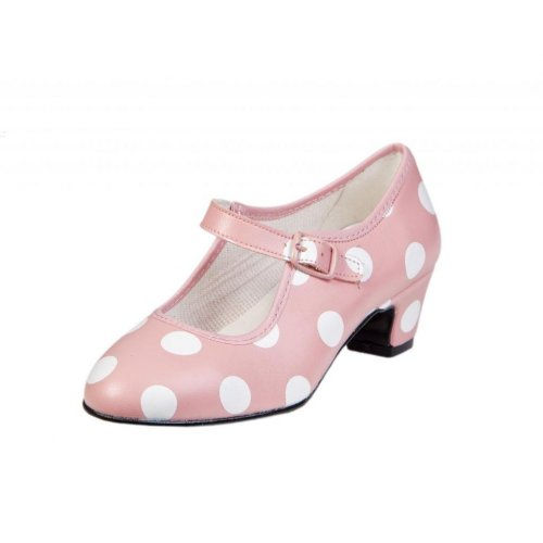 Flamenco Shoes for Girls Model Bailaora
