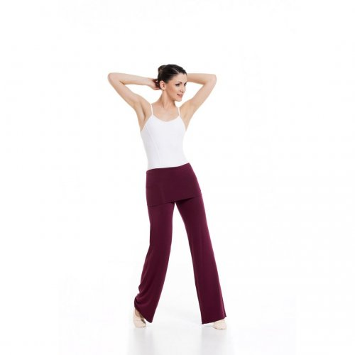 Knit pants for ladies Sheddo model PA 09341