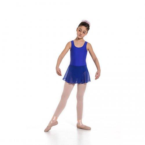 Leotard dress for girls Sheddo Model 1110C