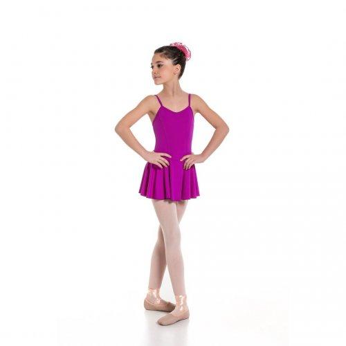 Leotard dress for girls Sheddo Model 164C