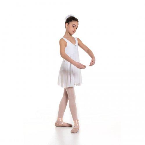 Leotard dress for girls Sheddo Model 173C