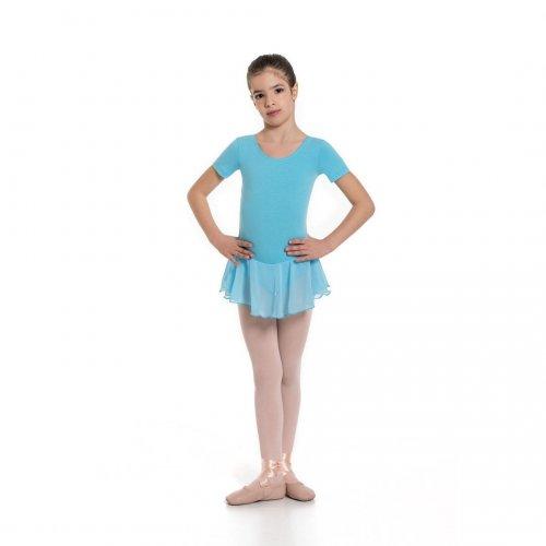 Leotard dress for girls Sheddo Model 112C