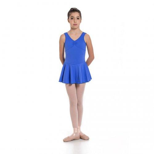Leotard dress for girls Sheddo Model 1116C