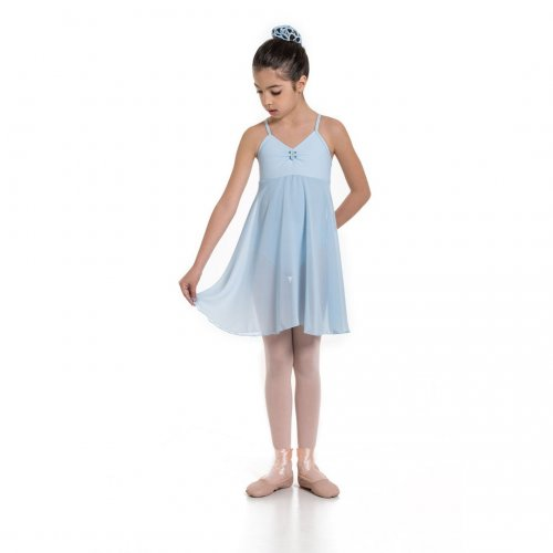 Leotard dress for girls Sheddo Model 170C