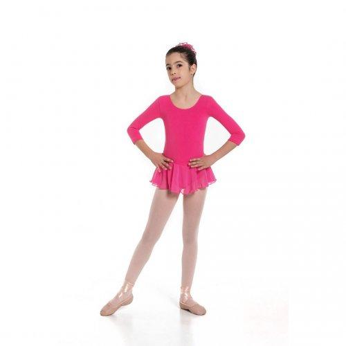 Leotard dress for girls Sheddo Model 113C