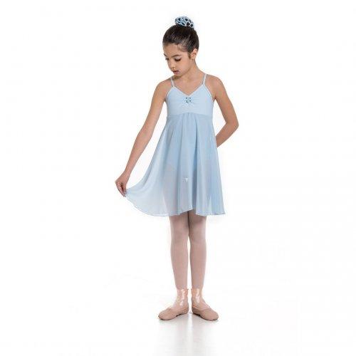 Leotard dress for girls Sheddo Model 170C-3