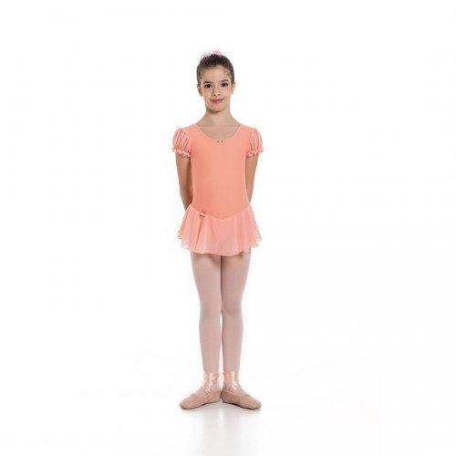 Leotard dress for girls Sheddo Model 117C