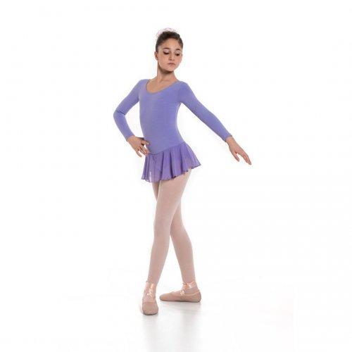 Leotard dress for girls Sheddo Model 114C