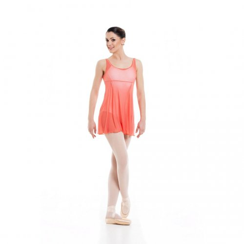 Tank leotard dress for ladies Sheddo model TR66W