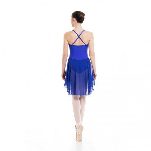 Leotard dress for ladies Sheddo model LZ418W-2