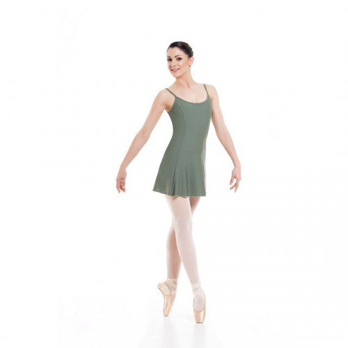 Leotard dress for ladies Sheddo model 7375W