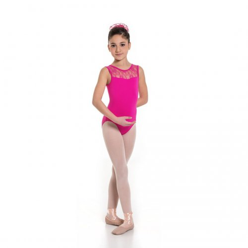 Leotard for girls Sheddo model 1136C